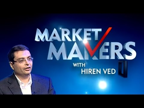 Market makers with Hiren Ved