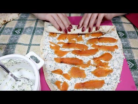 ASMR Cooking in my ASMR Kitchen / Tasty Salmon