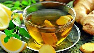 Как приготовить имбирный чай? Чай против Болезни! ПЕЙТЕ ИМБИРЬ В ЭТОМ РЕЦЕПТЕ КАЖДЫЙ ДЕНЬ!