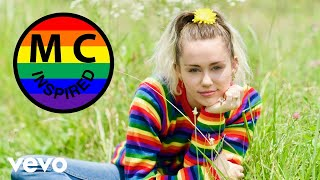 Miley Cyrus - Inspired (Audio) YouTube Videos