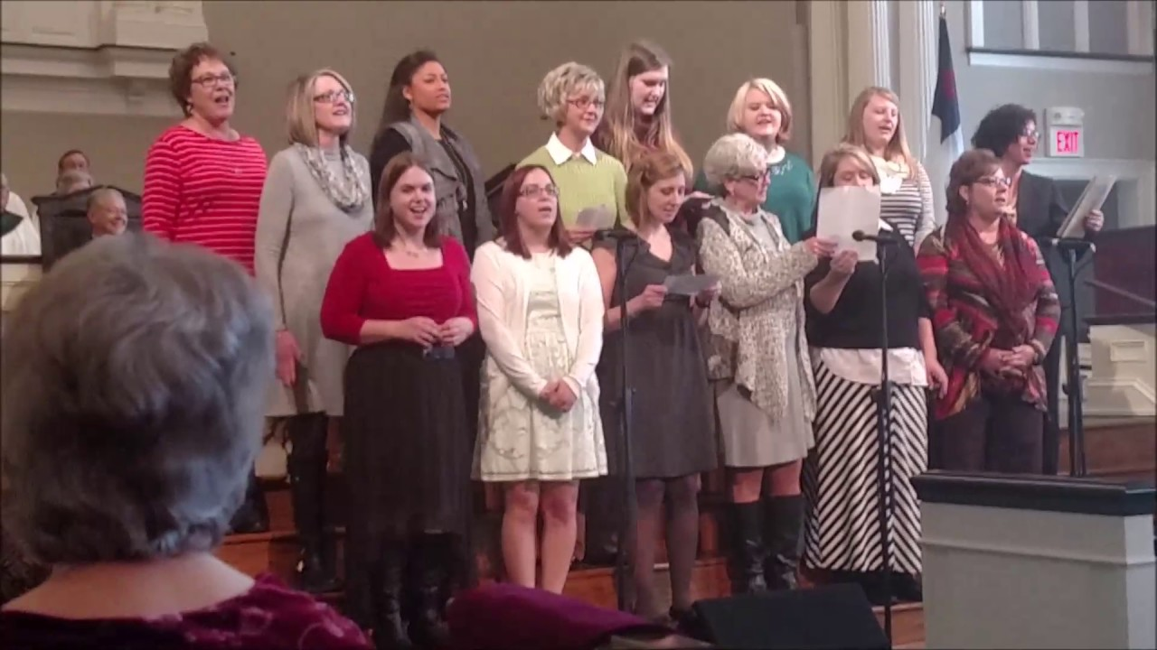 "Teachers Singing ""We Are Saved by Grace"""