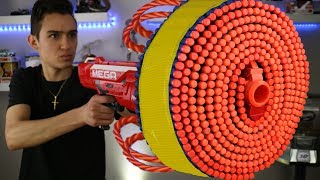 NERF WAR: DESTROYER NERF GUN MOD thumbnail