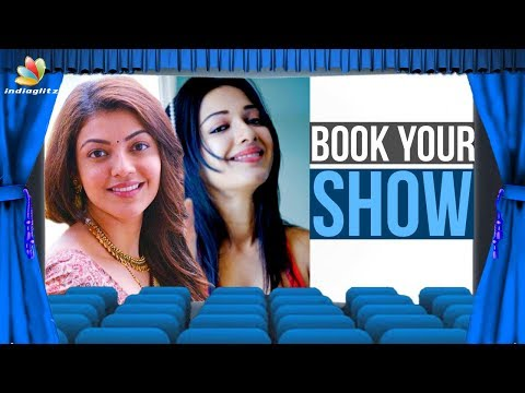 Book Your Show : Naan Aanaiyittal | Latest Tamil Movies Release | Kajal Agarwal, Catherine Tresa