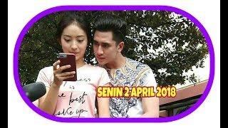 Siapa Takut Jatuh Cinta, Hari Ini Senin 2 April 2018.??