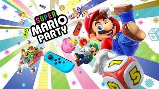Super Mario Party Papi's Memory of baseball