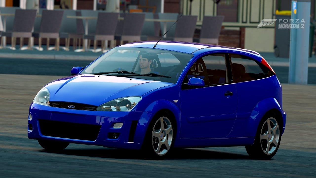 2003 Ford Focus Rs Gameplay Forza Horizon 2 Youtube