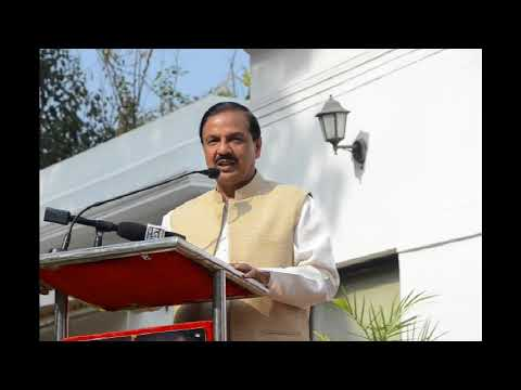 Union MoS Dr. Mahesh Sharma Speaks at UNESCO Asia Pacific Award for Haveli Dharampura