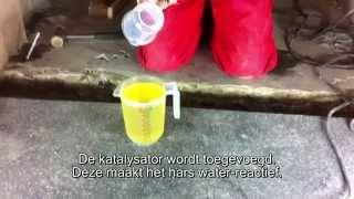 Lek-Tech injecteren dilatatie