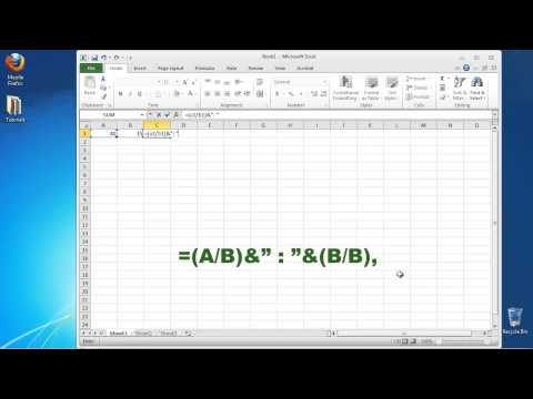 Calculating Current Ratio in Excelиз YouTube · Длительность: 24 с