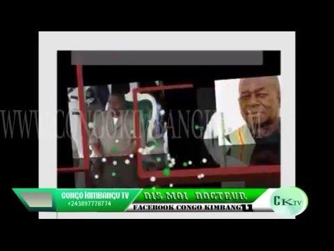 RADIO CONGO KIMBANGU TV DIS MOI DOCTEUR PLUS DE 1000 MALADIE  SON TROUVER AU MONDE
