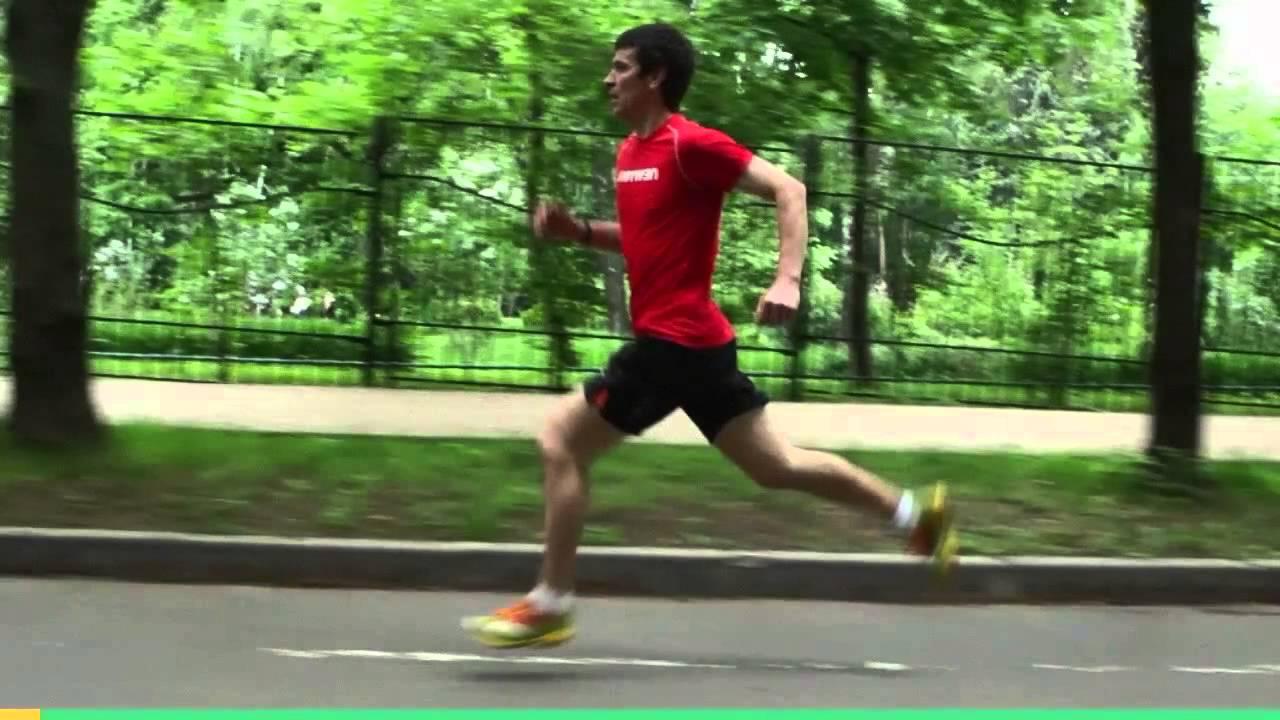 7ea7da99 Техника естественный бега Леонид Швецов - YouTube