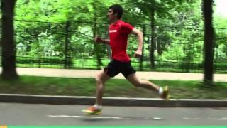 Техника естественный бега  Леонид Швецов