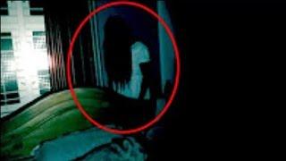"""""""Призрак Ужасной Ведьмы"""" заснят на видео камеру #3"""