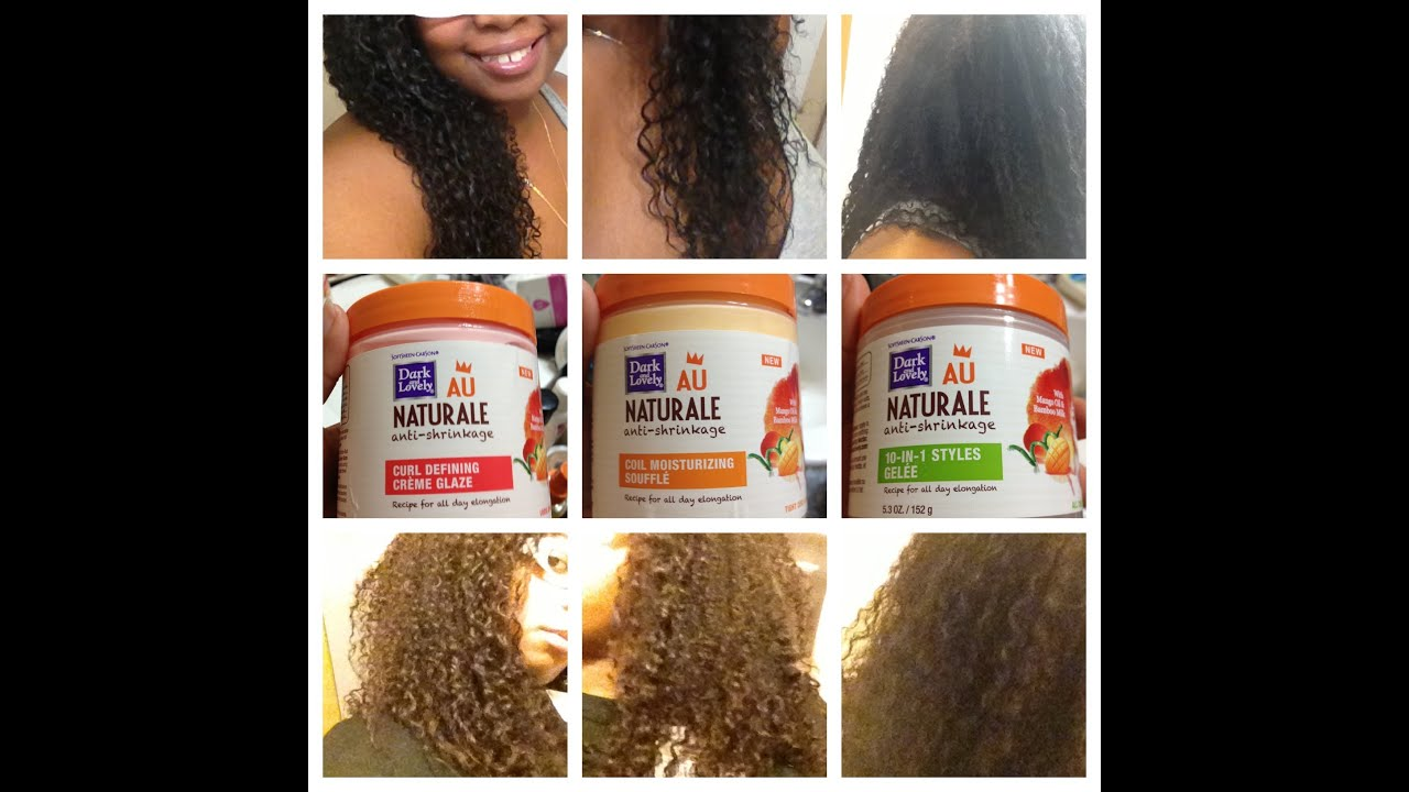 Dark Amp Lovely Au Naturale Product Line Review Youtube