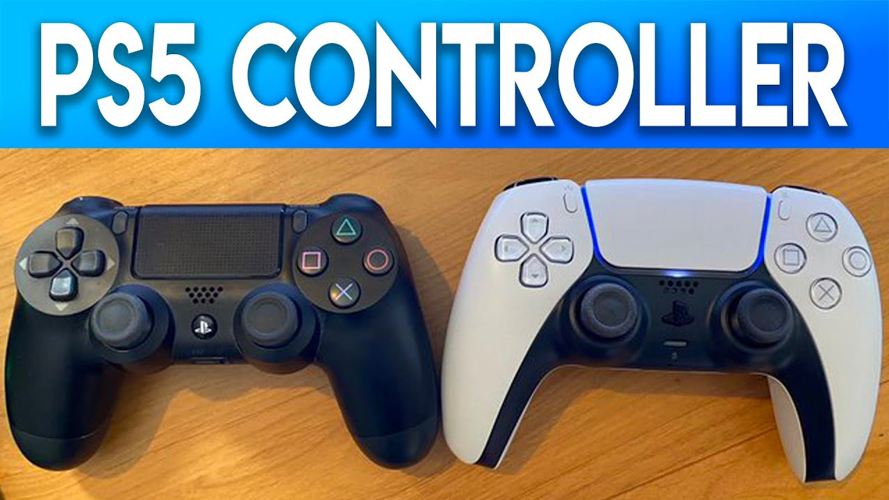 HANDS ON with the PS5 Controller