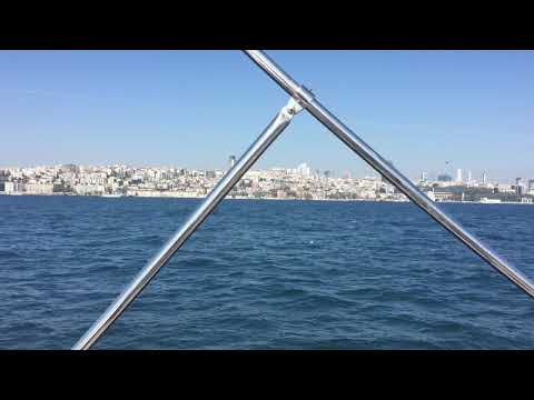 ISTANBUL VIEW & BOSPHOROUS IN 4 MINUTES