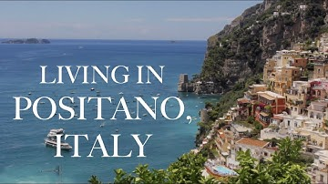 DOLCE VITA DIARIES EP5: Best Restaurant in Positano, Amalfi Coast, Italy