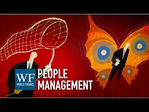 Nicholas Higgins on people management | VaLUENTiS | World Finance Videos