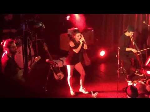 Meg Myers - Sorry (live at Fine Line)