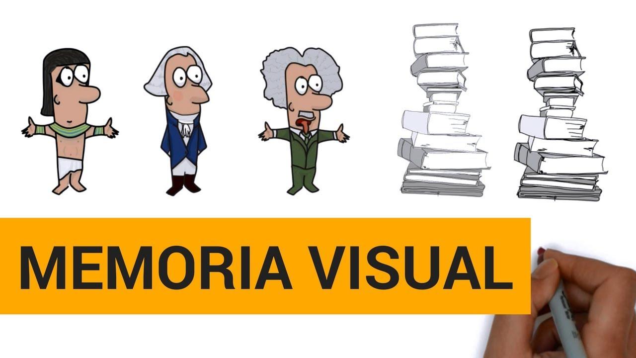 La mejor forma de memorizar (Memoria visual y espacial