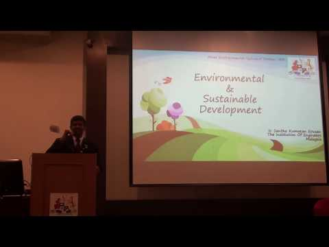 Environmental & Sustainable Development - Engineers' Role