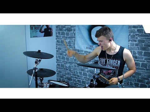 Blue Stahli - Takedown - Drum Cover