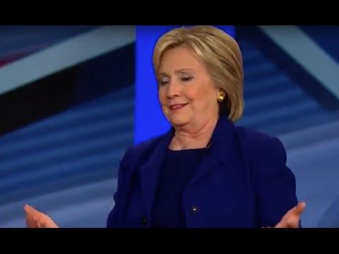 CNN Democratic Presidential Town Hall: Money In Politics