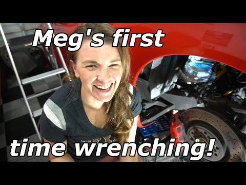 I MADE MY WIFE WORK ON MY FERRARI **VERY BAD IDEA**| Ferrari 360 Headers Install Part 2