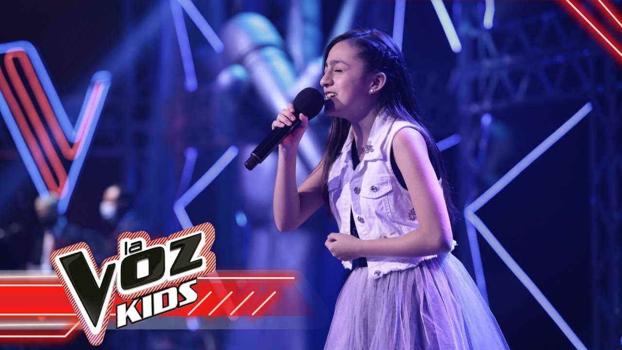 Download Sara canta 'Pena, penita, pena' | La Voz Kids Colombia 2021