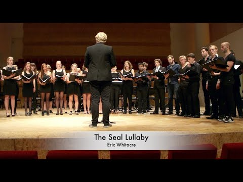 Eric Whitacre - The Seal Lullaby (Choir)