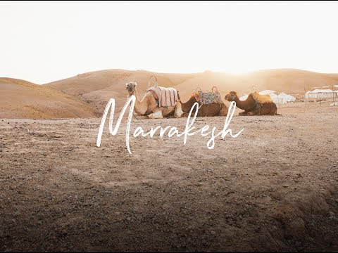 Travel to – Marrakesh