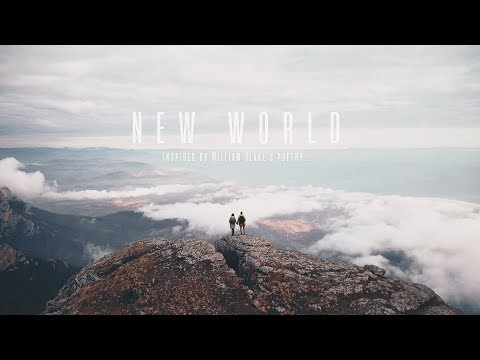 New World - Inspired By William Blake | An Aerial Cinematic Short Film