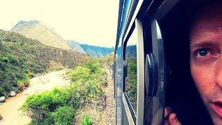 Machu Picchu Train Peru 🇵🇪