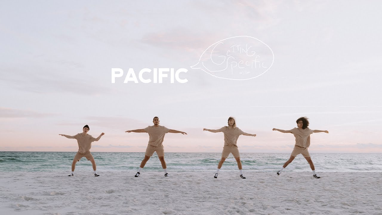 Getting Specific with Pacific (Ep. 3) - never in love