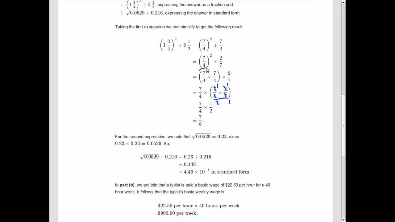 Cxc math explained csec math jan 2012 paper 2 question 1 a i youtube cxc math explained csec math jan 2012 paper 2 question 1 a i falaconquin