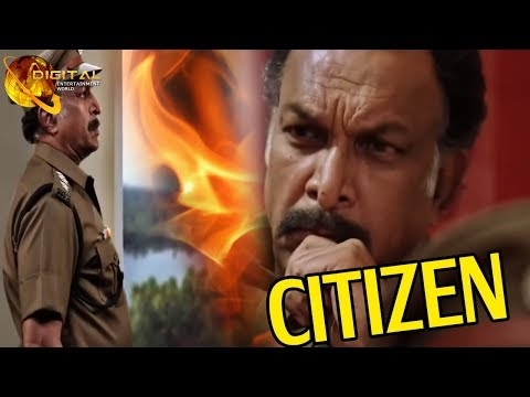 CITIZEN | Hindi Dubbed Movie | Blockbuster | South Indian Action | HD