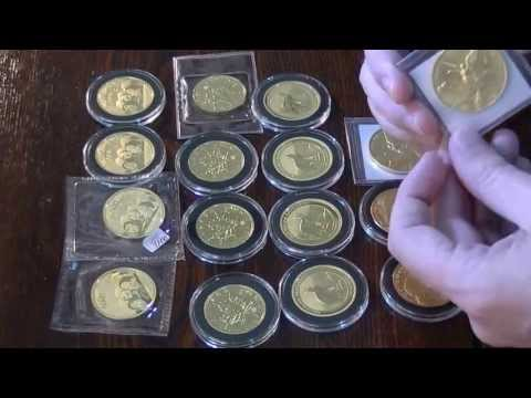 Gold bullion coins - mintages and pricing