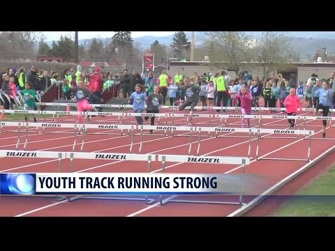 Hundreds Running In 20th Year Of Missoula Youth Track Club