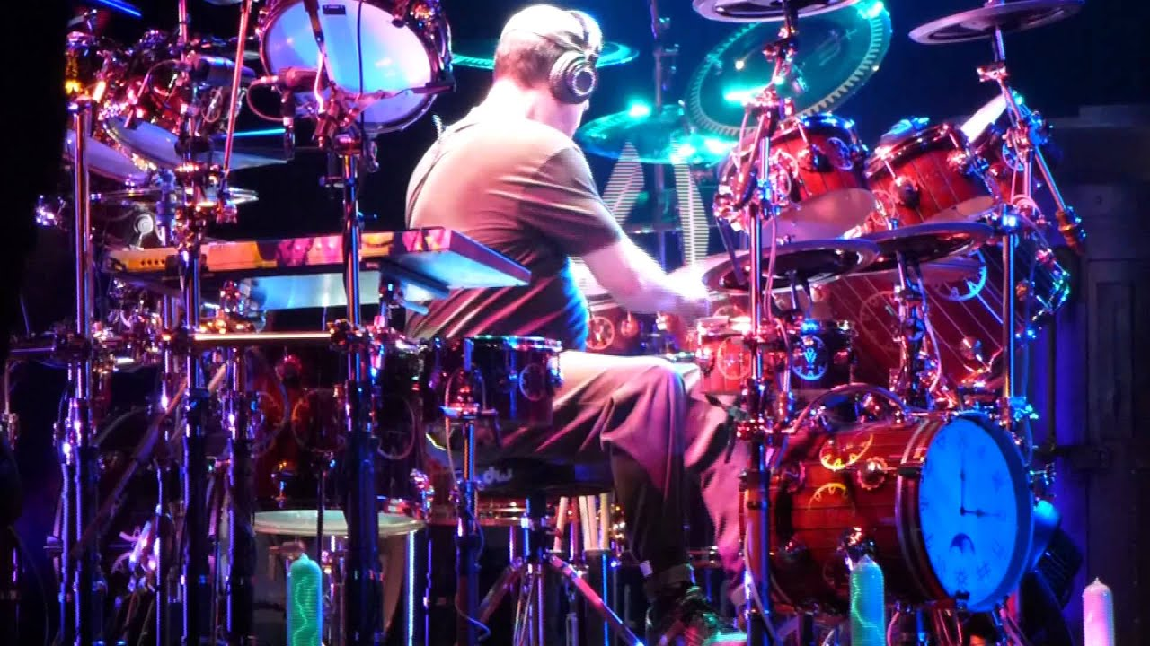 neil peart of rush drum solo quotlove for salequot time machine