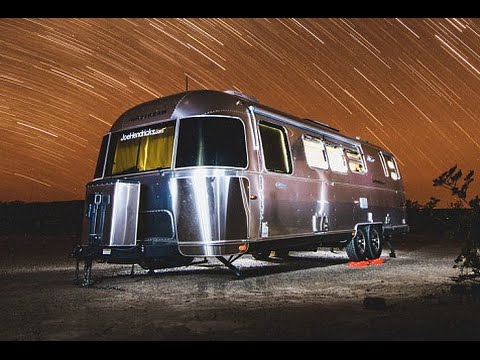 Nashville Family Sell All Their House, Cars and Their Possessions to Travel America in Airstream