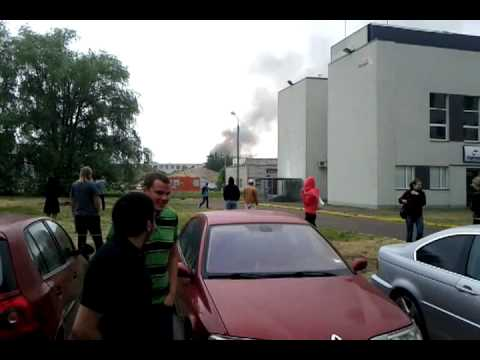 Explosion next to Skype office in Tallinn 1