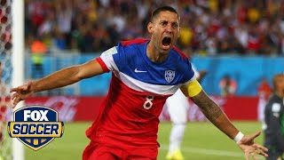 Alexi Lalas: Clint Dempsey is an American soccer badass | ALEXI LALAS' STATE OF THE UNION PODCAST