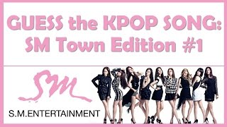 Video Guess the Kpop Song: SM Town Edition #1 download MP3, 3GP, MP4, WEBM, AVI, FLV Mei 2018
