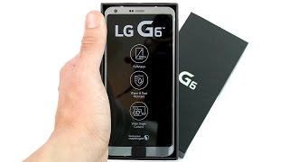 LG G6 Unboxing!