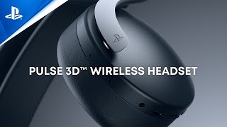 PULSE 3D Wireless Headset | PS5, PS4