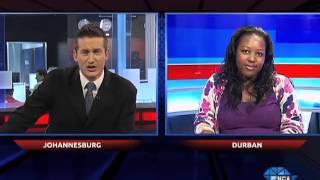 UNCUT: DA youth leader swears on eNCA