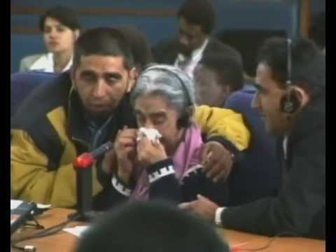 Hawa Timol's testimony on Ahmed Timol at the Truth and Reconciliation Commission (TRC)