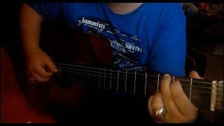 Belajar Kunci Gitar Last child pedih versi fingerstyle