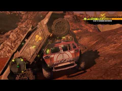 Red Faction Guerrilla Re Mars tered - 50 50 on this one |