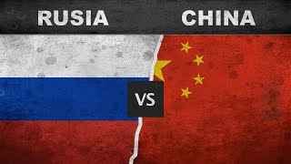 RUSIA vs CHINA ✪ Poder Militar Comparación ✪ 2018